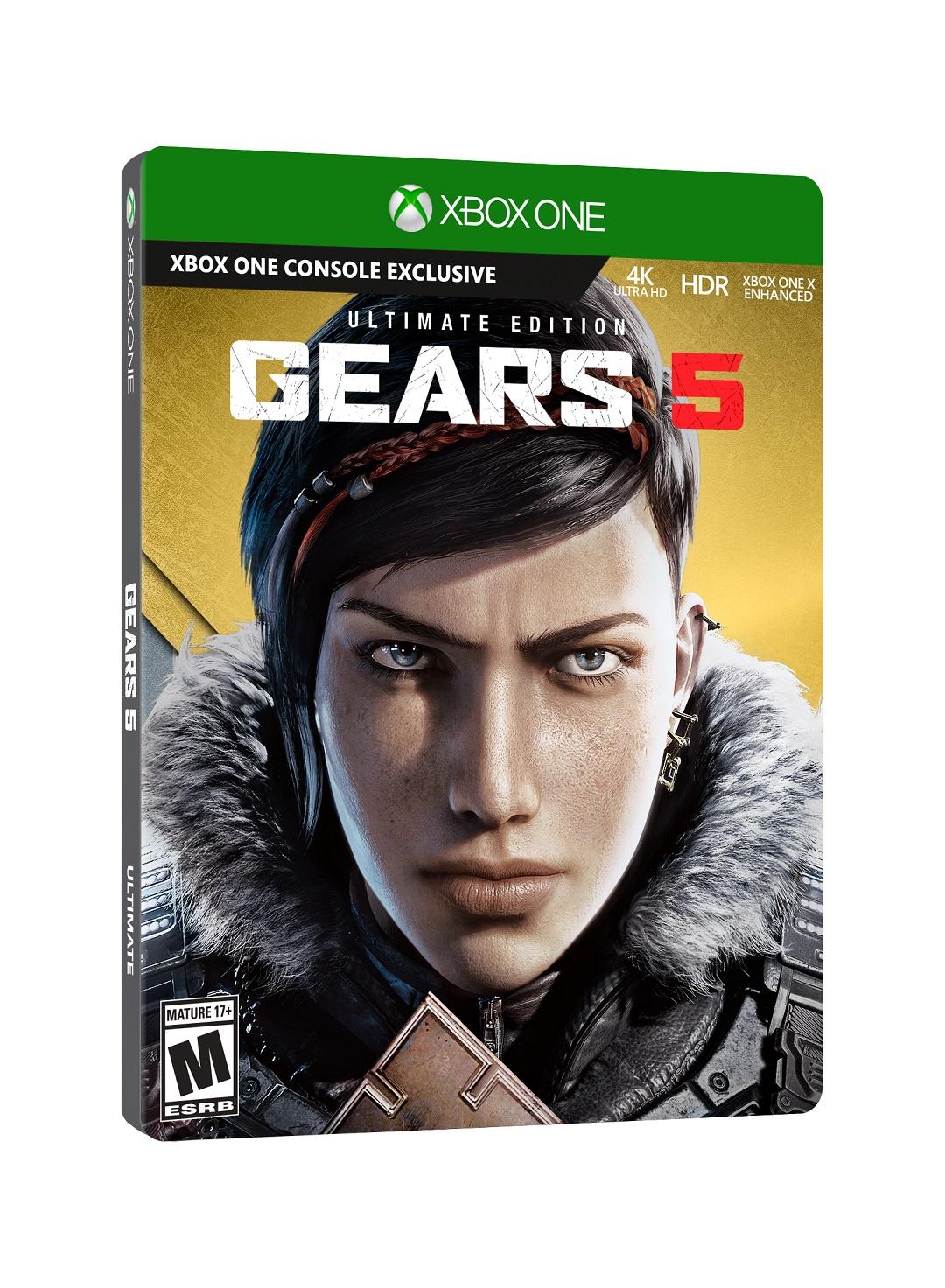 Jeu - Gears 5 - Edition Ultime