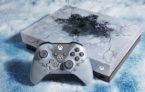 Une console édition limitée et des accessoires aux couleurs de Gears 5